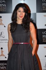 Shivani Tanksale at Loreal Paris Women Awards in Mumbai on 27th March 2014 (23)_5335b692607e2.JPG