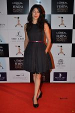 Shivani Tanksale at Loreal Paris Women Awards in Mumbai on 27th March 2014 (25)_5335b686251f6.JPG