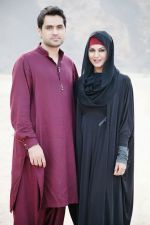 Asad Khan Khattak married Veena Malik they swore to be by each others side (3)_5336676cd91c5.jpg