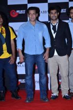 Salman KHan, Navdip Singh unveils Khwaabb Music Album in Mumbai on 28th March 2014 (11)_5336b802833a1.JPG