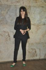 Genelia Deshmukh at the special screening of Marathi film Yellow in Mumbai on 29th March 2014 (15)_53378b1425182.JPG