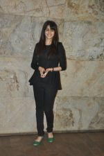 Genelia Deshmukh at the special screening of Marathi film Yellow in Mumbai on 29th March 2014 (20)_53378b16aedc6.JPG