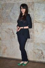 Genelia Deshmukh at the special screening of Marathi film Yellow in Mumbai on 29th March 2014 (41)_53378b1992679.JPG