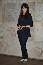 Genelia Deshmukh at the special screening of Marathi film Yellow in Mumbai on 29th March 2014 (44)_53378b1e63d9d.JPG