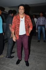 Govinda at the special screening of Marathi film Yellow in Mumbai on 29th March 2014