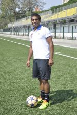 at Celebrity Football Match 2014 in Mumbai on 29th March 2014 (6)_53378a530d2f2.JPG