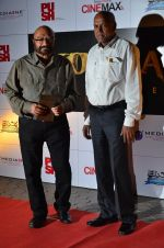 Govind Nihalani, Manmohan Shetty at the Premiere of the film Kochadaiiyaan in Mumbai on 30th March 2014 (10)_5339715d70515.JPG