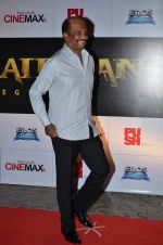 Rajinikanth at the Premiere of the film Kochadaiiyaan in Mumbai on 30th March 2014 (45)_5339731c01ff7.JPG