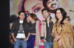 Sanjay Kapoor, Sonia Mann, Abhishek Sethiya, Kishori Shahane at the launch of Kahin Hain Mera Pyar film in Novotel, Mumbai on 31st March 2014 (20)_533a701d36e29.JPG