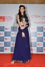 Diana Penty at the red carpet for Manish Malhotra Show Men for Mijwan in Mumbai on 1st April 2014  (301)_533bf02f98077.JPG