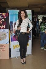 Karishma Tanna at Yellow film screening in Mumbai on 2nd April 2014 (54)_533d4d1cbeb8b.JPG
