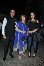 Zayed Khan, Farah Ali Khan, Zarine Khan at Main Tera Hero screening in PVR, Mumbai on 3rd April 2014 (21)_533e25837fa9e.JPG