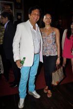 Kailash Surendranath at Namaste America with Gautam Rode in Hard Rock Cafe, Mumbai on 6th April 2014 (18)_53429b053fdb1.JPG