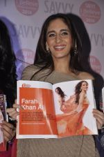 Farah Khan Ali at Savvy Magazine special issue launch in F Bar, Mumbai on 7th April 2014 (122)_5343a42856b9c.JPG