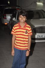 Parth Bhalerao at Bhoothnath Returns screening in Cinemax, Mumbai on 5th April 2014 (49)_534360b7cf19a.JPG
