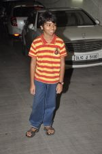 Parth Bhalerao at Bhoothnath Returns screening in Cinemax, Mumbai on 5th April 2014 (51)_534360bfde3f0.JPG
