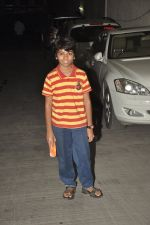 Parth Bhalerao at Bhoothnath Returns screening in Cinemax, Mumbai on 5th April 2014 (53)_534360cb33cd9.JPG