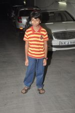 Parth Bhalerao at Bhoothnath Returns screening in Cinemax, Mumbai on 5th April 2014 (56)_534360dacc409.JPG