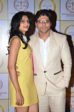 Riyaz Gangji at the Red carpet party of Shilpa Shetty_s Satyug Gold in Grand Hyatt, Mumbai on 5th April 2014 (113)_53435f8bc945c.JPG