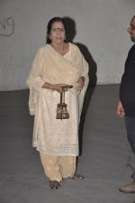 Usha Nadkarni at Bhoothnath Returns screening in Cinemax, Mumbai on 5th April 2014 (33)_534360ee886dd.JPG