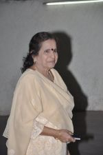 Usha Nadkarni at Bhoothnath Returns screening in Cinemax, Mumbai on 5th April 2014 (34)_534360f22f47b.JPG