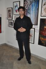 Parsoon Joshi at Aamir Khan_s sister Nikhat Khan art showcase in Cymroza art gallery on 11th April 2014 (10)_534925d26e853.JPG