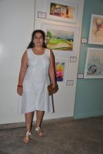 Reena Dutta at Aamir Khan_s sister Nikhat Khan art showcase in Cymroza art gallery on 11th April 2014 (13)_534925fbcdf46.JPG