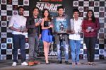 Mithoon, Ankit Tiwari, Madalasa Sharma, Rajeev Khandelwal, Kaushik Ghatak, Kavita Barjatya at Samrat and Co trailer launch in Infinity Mall, Mumbai on 11th April 2014 (101)_534a0e8608036.JPG