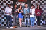 Mithoon, Ankit Tiwari, Madalasa Sharma, Rajeev Khandelwal, Kaushik Ghatak, Kavita Barjatya at Samrat and Co trailer launch in Infinity Mall, Mumbai on 11th April 2014 (103)_534a0e8d443b3.JPG