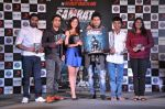 Mithoon, Ankit Tiwari, Madalasa Sharma, Rajeev Khandelwal, Kaushik Ghatak, Kavita Barjatya at Samrat and Co trailer launch in Infinity Mall, Mumbai on 11th April 2014 (105)_534a0e955cc93.JPG