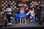 Mithoon, Ankit Tiwari, Madalasa Sharma, Rajeev Khandelwal, Kaushik Ghatak, Kavita Barjatya at Samrat and Co trailer launch in Infinity Mall, Mumbai on 11th April 2014 (89)_534a0e6291bbc.JPG