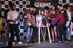 Mithoon, Ankit Tiwari, Madalasa Sharma, Rajeev Khandelwal, Kaushik Ghatak, Kavita Barjatya at Samrat and Co trailer launch in Infinity Mall, Mumbai on 11th April 2014 (92)_534a0e6979918.JPG