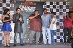 Rajeev Khandelwal, Ganesh Acharya at Samrat and Co trailer launch in Infinity Mall, Mumbai on 11th April 2014 (38)_534a0eac9eb35.JPG