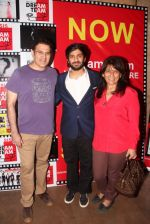 Archana Puran Singh, Parmeet Sethi at the premiere of films by starkids in Lightbox Theatre, Mumbai on 13th April 2014 (11)_534bc9cb72758.JPG