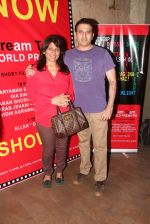 Archana Puran Singh, Parmeet Sethi at the premiere of films by starkids in Lightbox Theatre, Mumbai on 13th April 2014 (12)_534bc9d036965.JPG