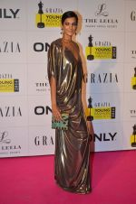 Poorna Jagannathan at Grazia Young awards red carpet in Mumbai on 13th April 2014 (449)_534b9391cdf5b.JPG