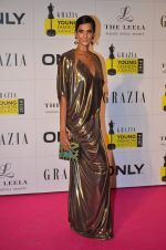 Poorna Jagannathan at Grazia Young awards red carpet in Mumbai on 13th April 2014 (450)_534b9396d7a94.JPG