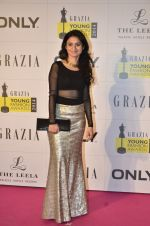 at Grazia Young awards red carpet in Mumbai on 13th April 2014 (128)_534b7c58334be.JPG