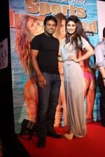 Pooja Gupta, Leander Paes at Sports Illustrated swimsuit issue launch in Royalty, Mumbai on 14th April 2014 (162)_534d03512acbc.JPG