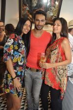 Candice Pinto, Asif Azim and Mashoom Singha at the T&G launch_534f5b698dd46.JPG