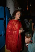 Durga Jasraj at Siddharth Mahadevan_s bash in Olive, Mumbai on 16th April 2014 (78)_534f56ae7da8f.JPG