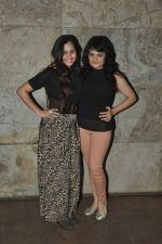 Aditi Singh Sharma at 2 States special screening for cops in Mumbai on 17th April 2014 (10)_53516dadb37b1.JPG