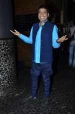 Raju Shrivastav at Zee Tv launches new serial Gangs of Hasseepur in Mumbai on 17th April 2014 (36)_535171100ad7d.JPG