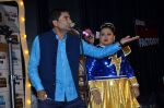 Raju Shrivastav, Bharti Singh at Zee Tv launches new serial Gangs of Hasseepur in Mumbai on 17th April 2014 (1)_53517139390e6.JPG