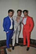 Aditya Seal, Rajneesh Duggal, Tanuj Virwani walks for Sonakshi Raaj at Save Girl Child show in ITC Parel, Mumbai on 19th April 2014 (204)_535398188c0b9.JPG