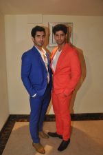 Aditya Seal, Tanuj Virwani walks for Sonakshi Raaj at Save Girl Child show in ITC Parel, Mumbai on 19th April 2014 (195)_5353981be59e2.JPG