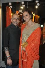 Ishita Arun at Mayur Girotra store opening in Bandra, Mumbai on 18th April 2014 (60)_53534d37393cb.JPG