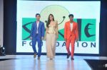 Izabelle Liete, Tanuj Virwani, Aditya Seal walks for Sonakshi Raaj at Save Girl Child show in ITC Parel, Mumbai on 19th April 2014 (292)_5353982556f42.JPG