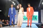 Izabelle Liete, Tanuj Virwani, Aditya Seal walks for Sonakshi Raaj at Save Girl Child show in ITC Parel, Mumbai on 19th April 2014 (294)_535398295dcc0.JPG