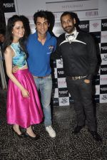 Karan Wahi at Nitya Bajaj fashion show in Villa 69, Mumbai on 18th April 2014 (83)_535347fd88df6.JPG